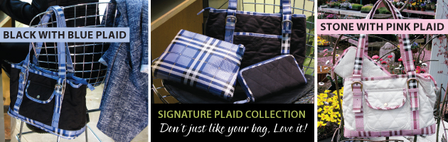 Jynell DesignsSignature Plaid Collection