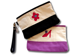 Martha's Vineyard Wristlet